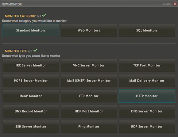 About Monitor Scout