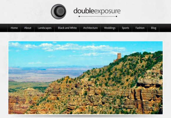 Double Exposure Photography Theme