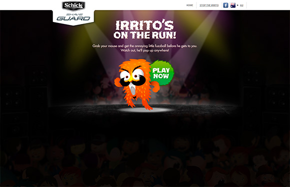 Shave Guard: Irrito's on the Run