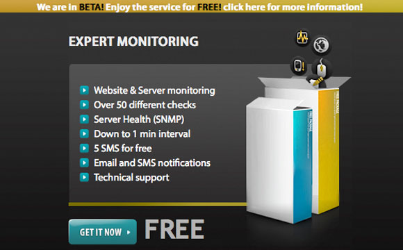 Monitor Scout – Powerful Website and Server Monitoring Service Free