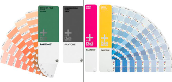 Pantone Swatch Books