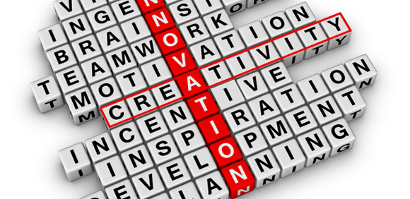 Transforming Creativity into Innovation