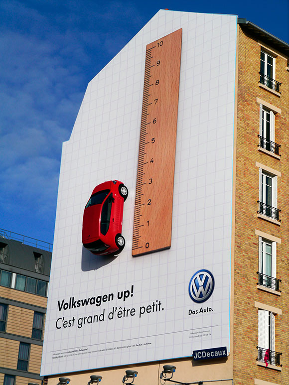 Volkswagen: Up!