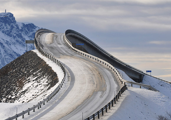 Atlanterhavsveien – 'The Atlantic Road'