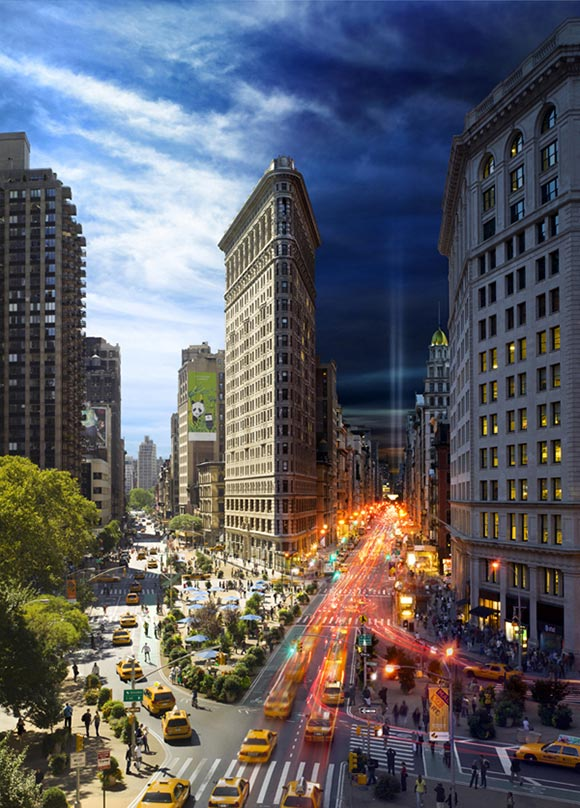Flatiron: NYC Day to Night