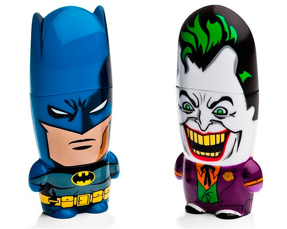DC Comics Mimobot Thumb Drives