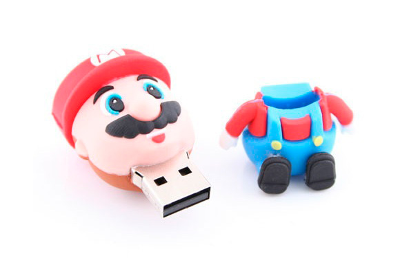 Mario USB Flash Drive