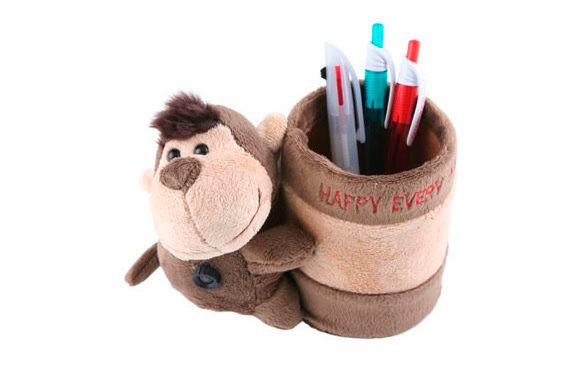 USB Monkey Pen Holder Cam