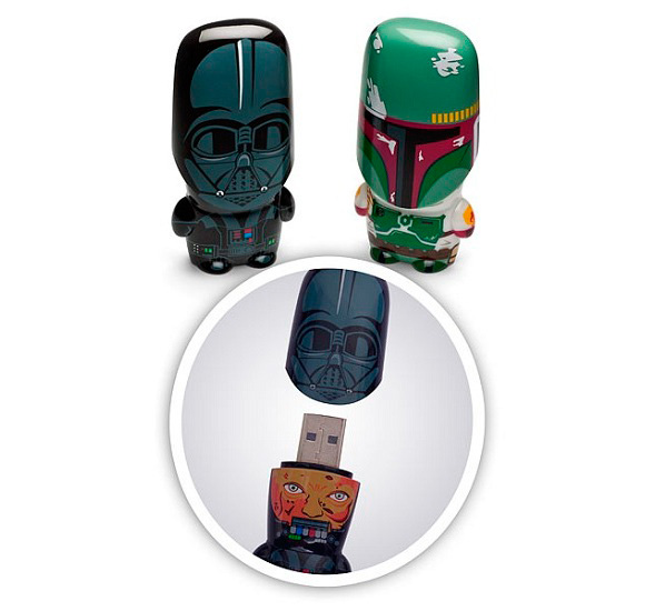 Star Wars Mimobot Thumb Drives