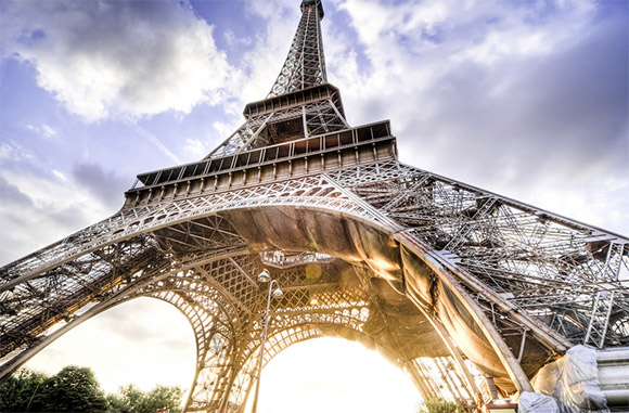 Spectacular Eiffel Tower