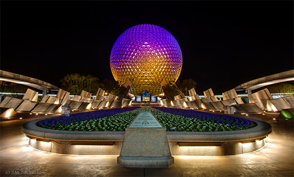 Good Night Epcot Center