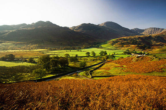 Little Langdale Valley
