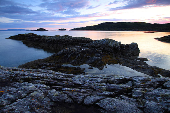 Arisaig House Shore