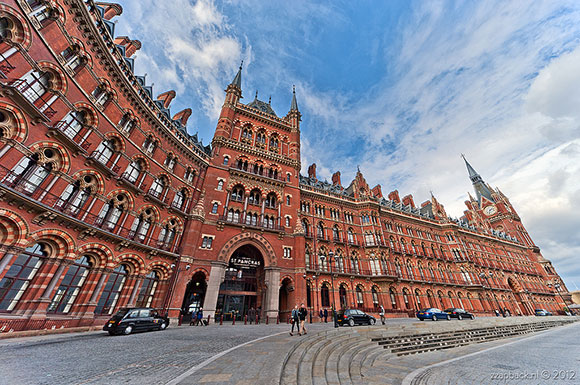 St Pancras - The World's Most Wonderful Railway Station, London