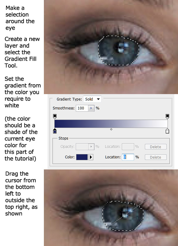 Change Eye Color 1
