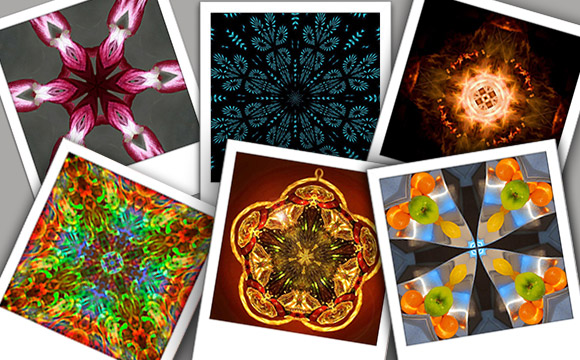 40 Amazing Kaleidoscope Inspired Artworks