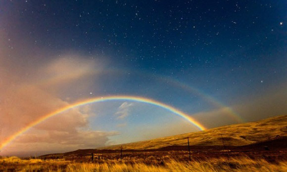Hawaii Moonbow