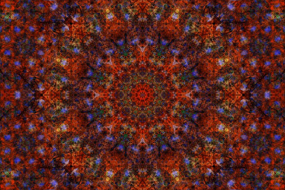 Mandala One Hundred Thirty Seven