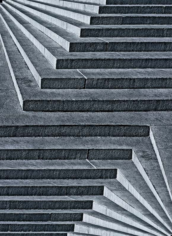 Steps. Repetition