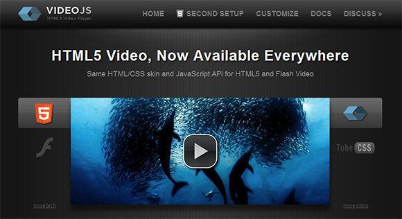 VideoJS WordPress Plug-in