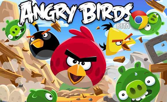 Angry Birds HTML5 Version