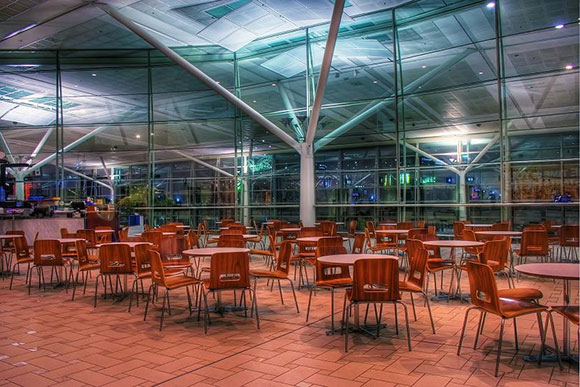Brisbane Airport HDR