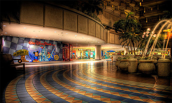 Orlando Airport HDR