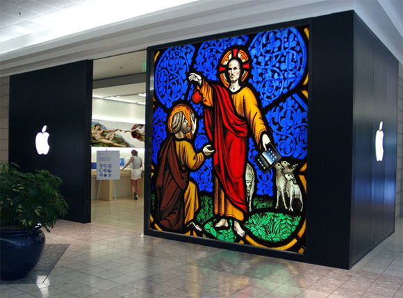 Church of Apple Concept Store