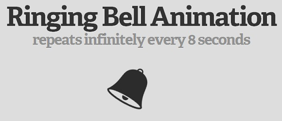 Ringing Bell Animation