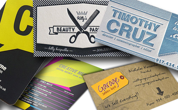 The Ultimate Business Card Design Kit: Tutorials, Templates, Tips & Tricks and a Design Showcase