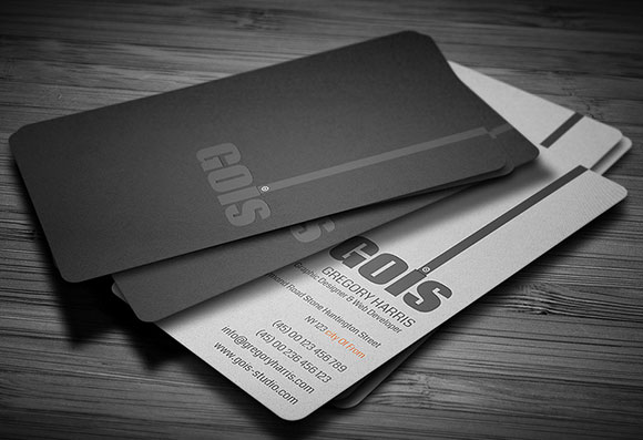 Gois Corporate Business Card
