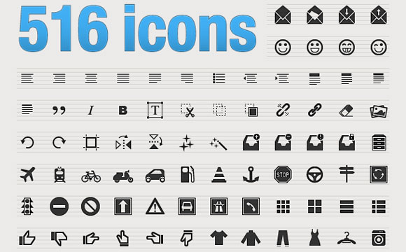 Autre Planète Icon Sets Giveaway: 10 x Full Pack of Beautiful Web Icons Up For Grabs!
