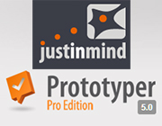 Justinmind's Prototyper 5.0.0: A Jump into Flexibility in a Single Platform