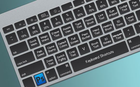 Deadline Crunchers: Timesaving Photoshop Keyboard Shortcuts
