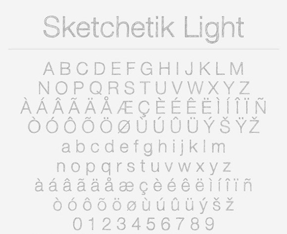 Sketchetik Light