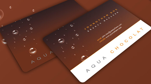 Free Business Card PSD