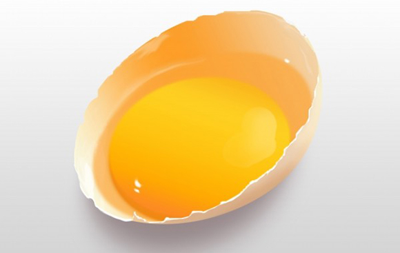 Create a Photo-Realistic Broken Egg from Scratch