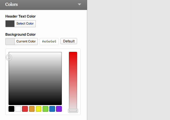 Color Picker UI