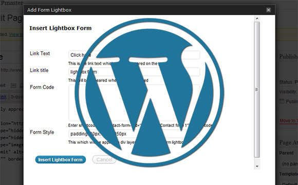 How to Create a Powerful WordPress Lightbox Contact Form