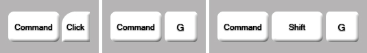 Mac Keys: Group Layers