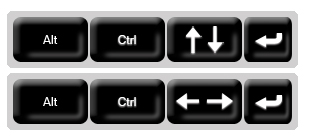 Windows Keys: Adjust Leading/Kerning