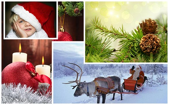 30 Beautiful Examples of Christmas Photography