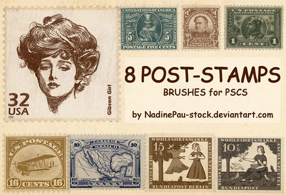 Old Stamp