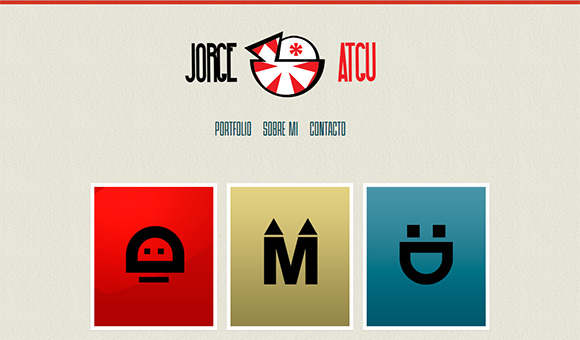 jorge atgu - Portfolio Design Ideas