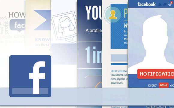 25+ High Quality Facebook Infographics and Cheat sheets