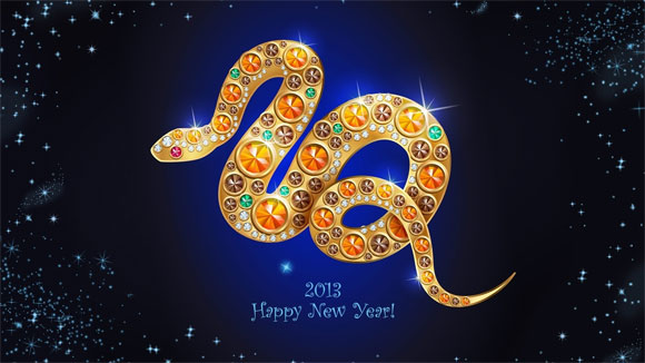 New Year/Year of the Snake