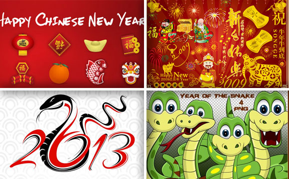 Celebrating Chinese New Year 2013 with Outstanding Resources