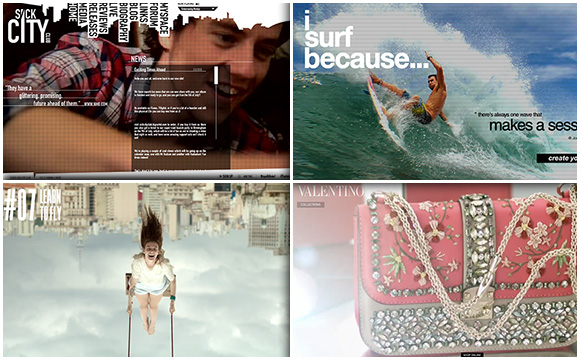40 Effective Examples of Website Design Using Full Screen Video