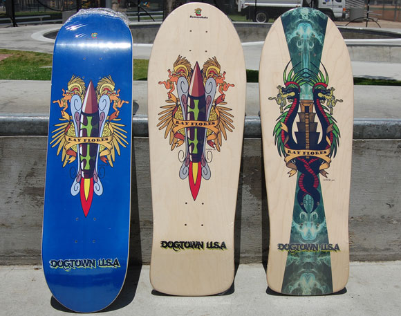 Ray Flores Skateboards