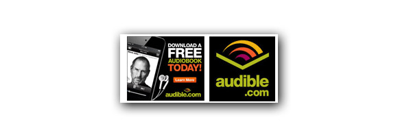Audible.com Ads